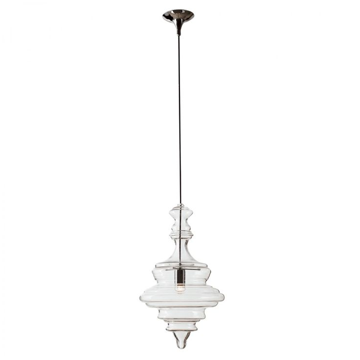 Sancerrer glass pendant large 59cm pendant lights lighting fans