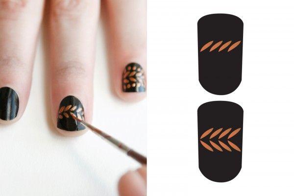 Nail Art Designs - Runway Nail Art DIY