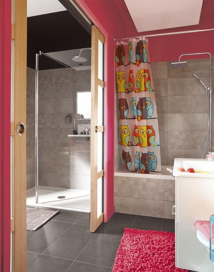 216 best salle de bains images on pinterest. Black Bedroom Furniture Sets. Home Design Ideas