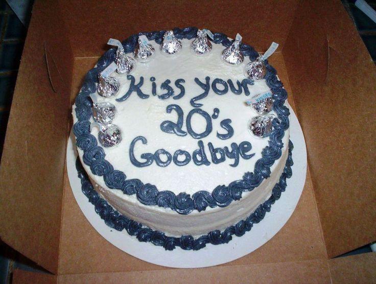 Amazing 30th Birthday Cakes Ideas | Various Cake Photos