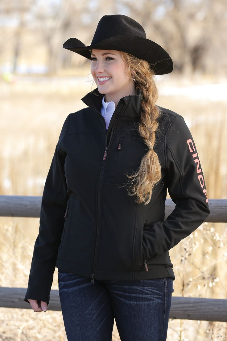 Manufacturer: Cinch Style#: MAJ9866001 Description: Cinch is back and better than before. Carry your handguns in style with this concealed and carry bonded jacket. This womens bonded jacket by Cinch f