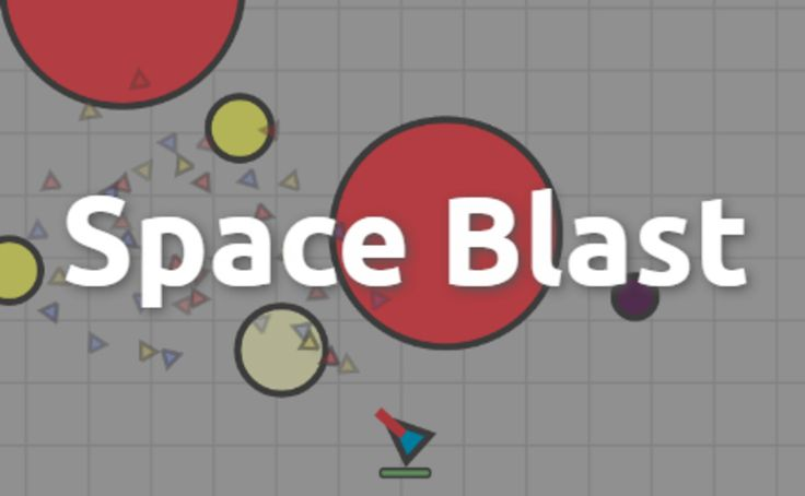 Play Spaceblast.io in full screen! Control your ship to kill other players! Destroy the bubbles all around to get skills points then choose stats that will m...