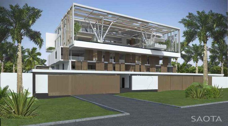 N Tunde 2 Nigeria Lagos Building Nigerian Building