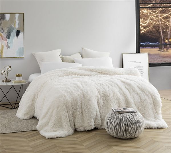 Coma Inducer Queen Duvet Cover Are You Kidding White White Comforter Bedroom White Bed Comforters Duvet Bedding
