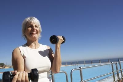 Toning exercises for women over 50