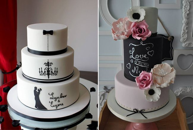 20 Stunning Wedding Cakes from Irish Wedding Cake Suppliers | weddingsonline