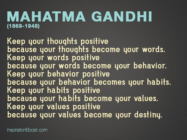 biology of mahatma gandhi