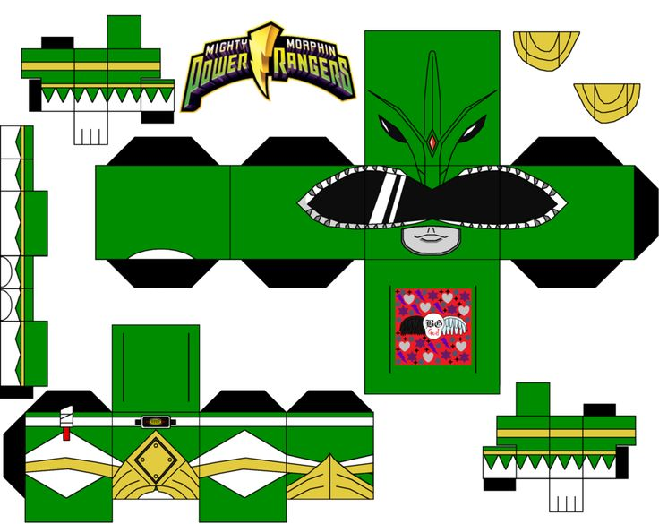 Green Power Ranger by Guitar6God on deviantART