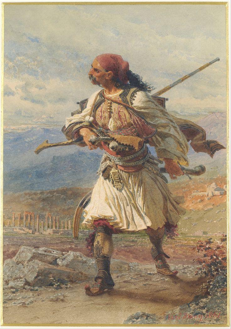 """Haag Carl - """"Greek Warrior"""""""