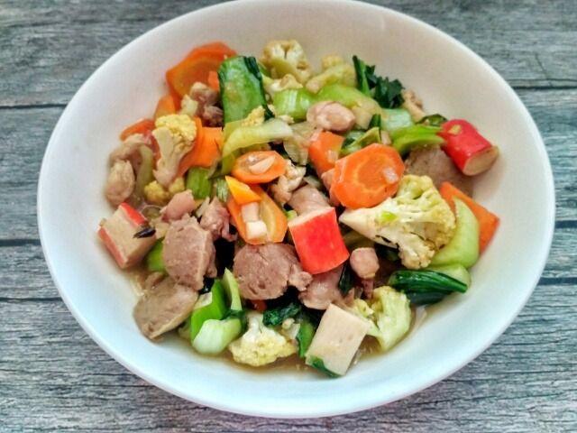 Resep Capcay Goreng Resep Dapur Sayuran