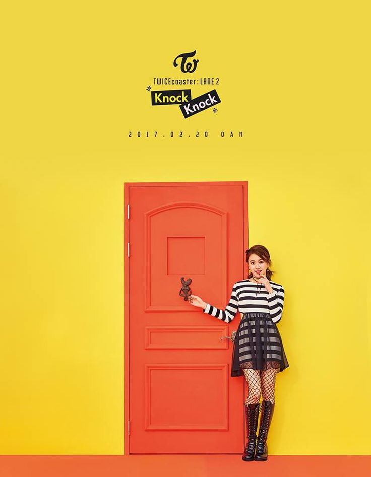 TWICE SPECIAL ALBUM <TWICEcoaster : LANE 2>  CHAEYOUNG KNOCK KNOCK 2017.02.20 0AM   #TWICE #트와이스  #KNOCKKNOCK