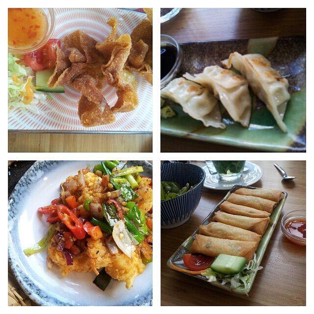 Vijfnulvijf, Restaurant waar je heerlijke Aziatisch street food kan eten