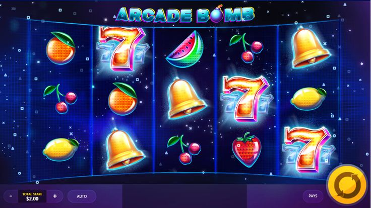 Arcade Bomb - http://www.777free-slots.com/free-slot-online-arcade-bomb/