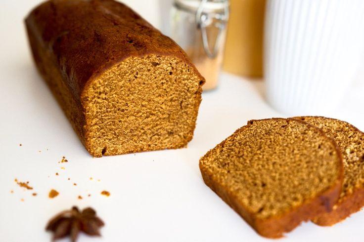 Pain d'épices traditionnel pur miel {sans oeufs, sans lait, sans matière grasse !} testé et approuvé