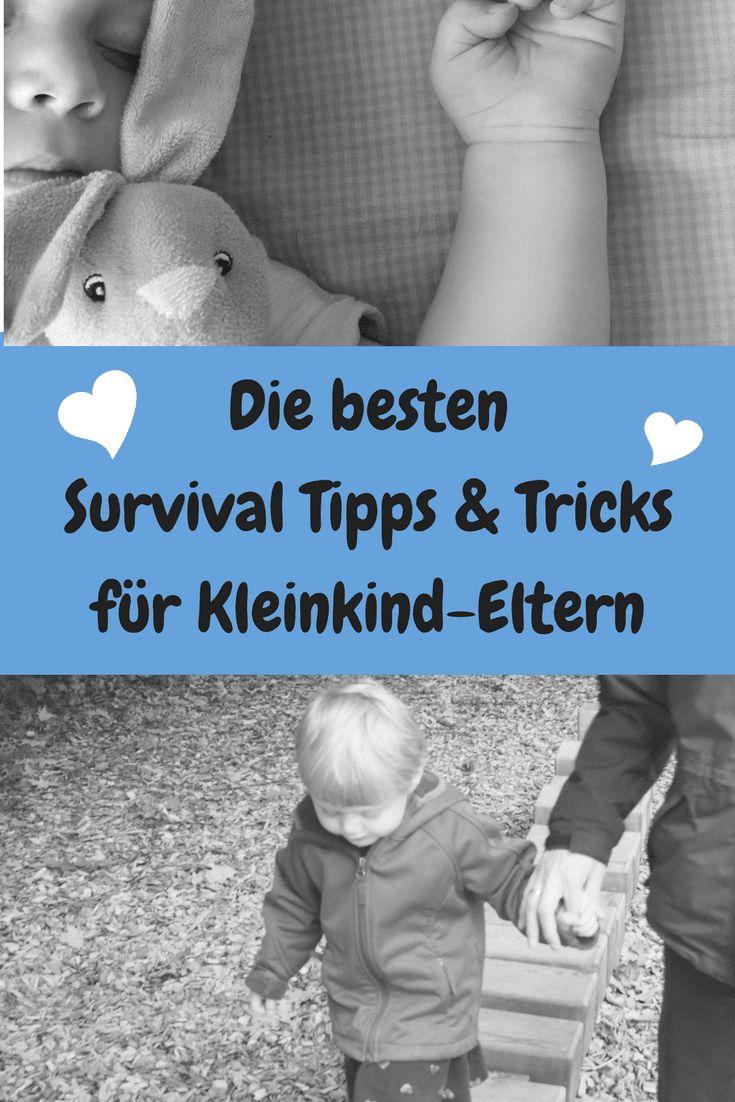Die besten Survival Tipps & Tricks für Kleinkind-Eltern