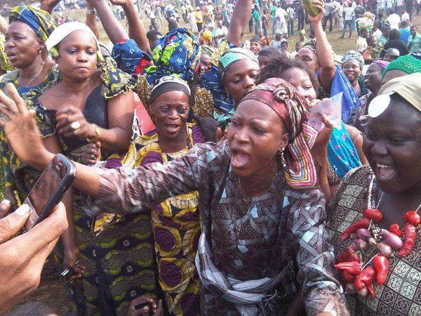 200 Girls Still Missing, Victims of Nigeria's Religious War - http://www.laprogressive.com/nigerian-school-girls-kidnapped/? utm_source=LA+Progressive