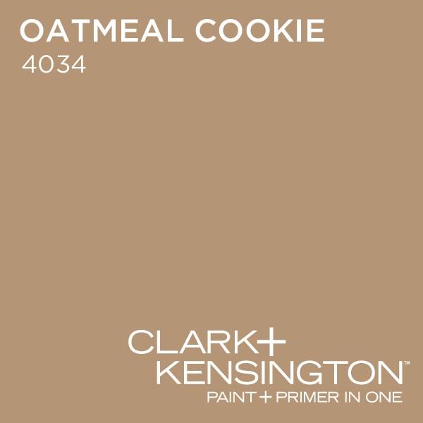 Oatmeal Cookie 4034 by Clark+Kensington