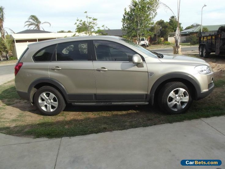 HOLDEN CAPTIVA 7 SEATER/AUTO 3.2  90000KMS LOVELY CAR #holden #forsale #australia