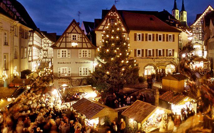 Bad Wimpfen Tourismus: Kultur & Veranstaltugnen: Events: Weihnachtsmarkt