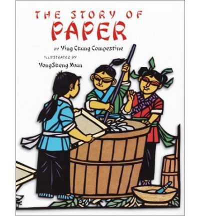 After the Kang brothers get in trouble at school, they devise a way to make paper, which will make things easier for both their teacher and themselves. Includes a historical note and a recipe for home-made paper.