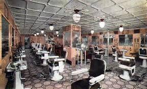 Barber Shop Highland Park : ... barber chair forward 1920s barber ? ?? ?? ?? barber see