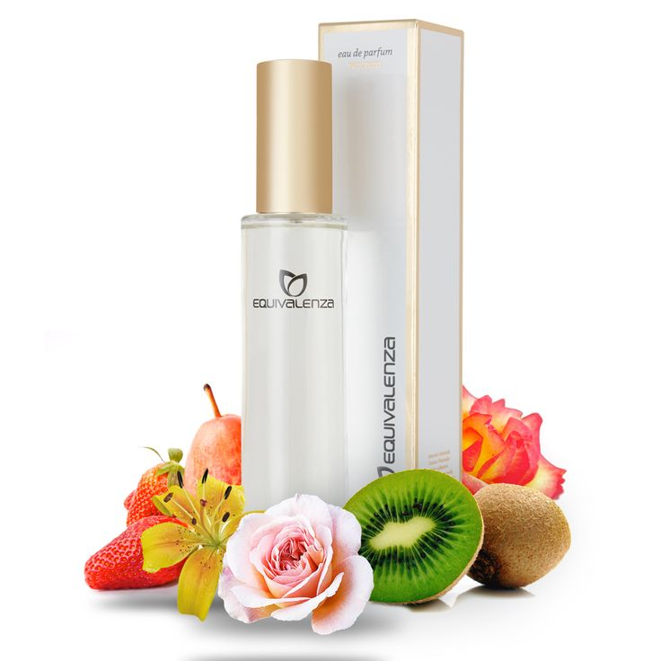 La familia Floral con notas frutales te sorprenderá con sus fragancias jugosas y chispeantes | #Equivalenza #perfume