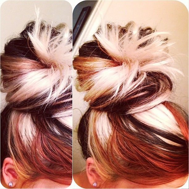 Excellent 17 Best Images About Hair Cut And Color On Pinterest Red Blonde Hairstyles For Women Draintrainus