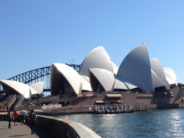 Sydney Opera House in Sydney, NSW