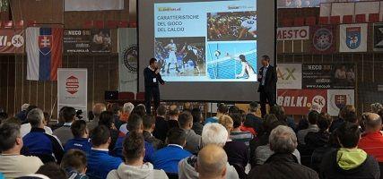 Organizzazione Geometrica a Bari la 6 tappa del workshop per gli allenatori