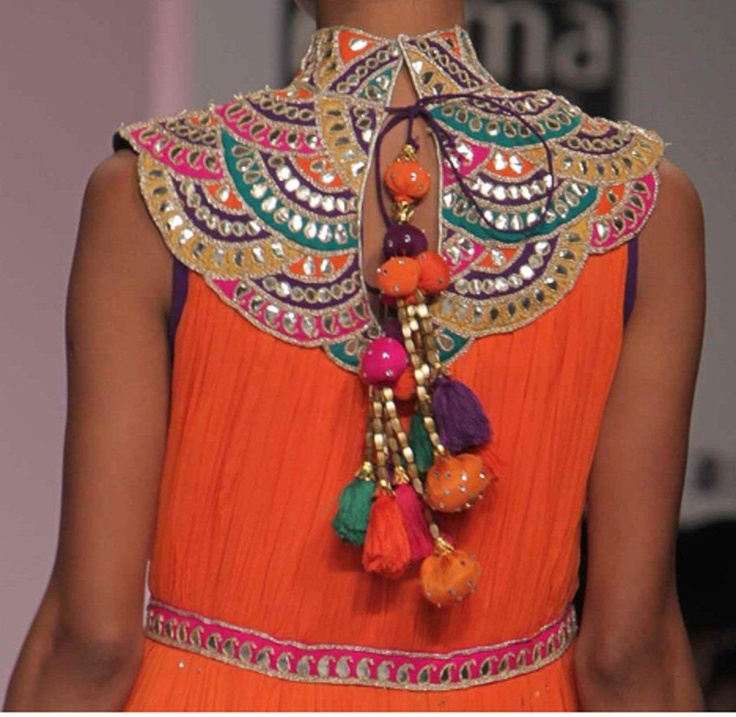 Exclusive accessories used at Pallavi Jaipur Show