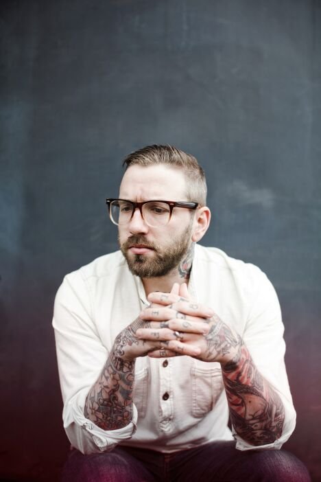 City and Colour. Love. Dallas Green.