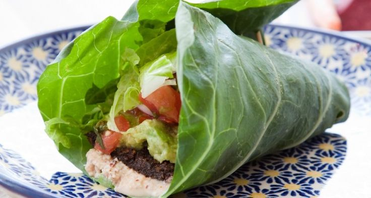 Cool alternatives to carby sandwiches