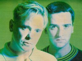 Electronic (Bernard Sumner and Johnny Marr)