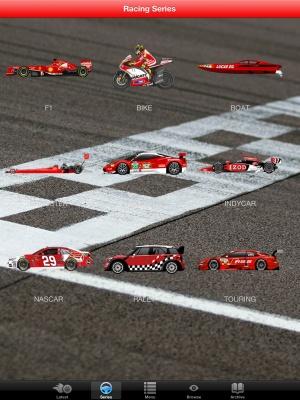 Motorsport HD Racing Video App