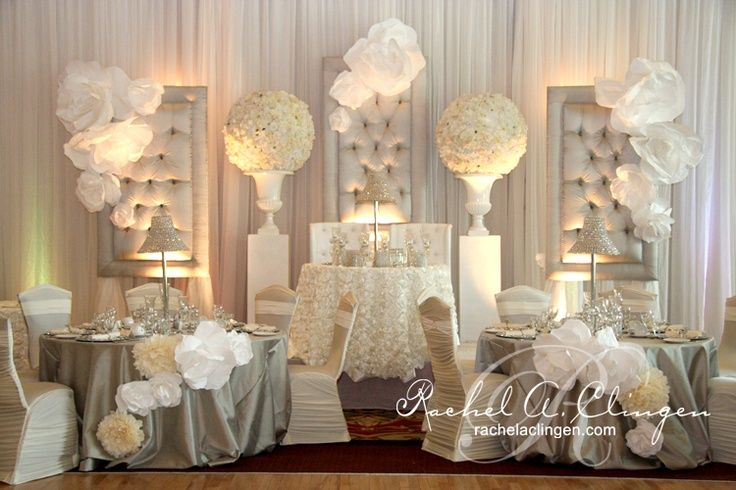 Head Tables, Inspiration And
