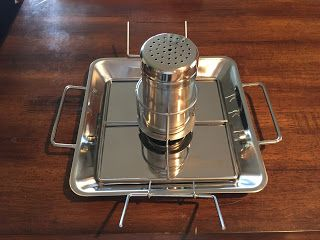 Staci's Sweet Treats: Product Review: Cave Tools Beer Can Chicken    Get the perfect beer can chicken roaster and chicken rack from Cave Tools here:https://cavetools.com/collections/cooking-tools/products/beer-can-chicken-roasting-rack-vegetable-spikes
