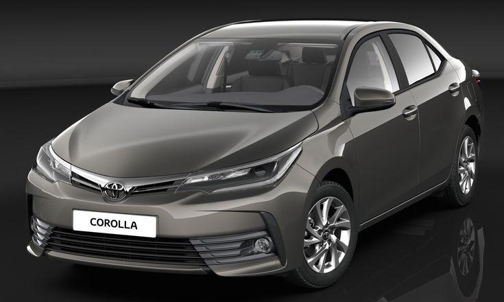 Nuevo Toyota Corolla 2017: versiones y precios - Taringa!
