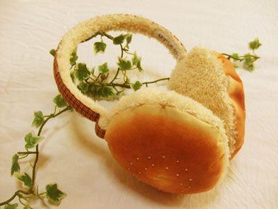 焼きたてパンのイヤーマフ あんパン | Sumally (サマリー)
