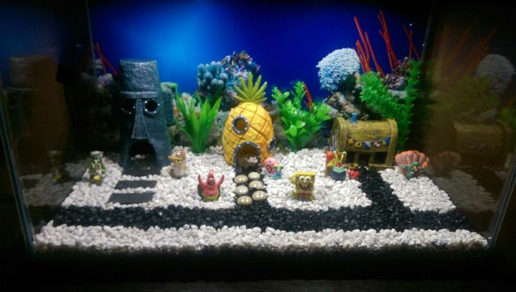 10 best Christmas Fish tank images on Pinterest   Fish ...