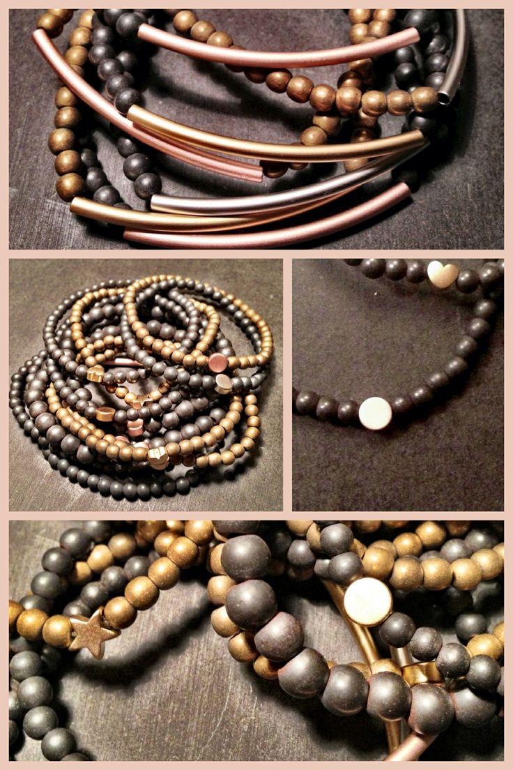 NEW bracelets by FRIIHOF+SIIG