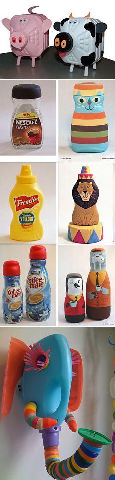 Поделки из пластиковых бутылок: топ-50 идей (фото) | Блоги Мам