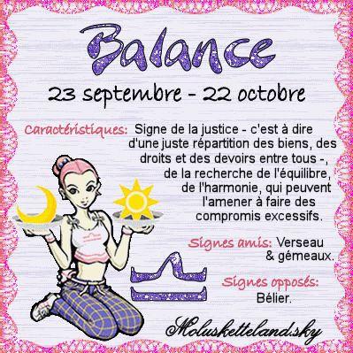 Pique-Aiguilles n°63 Horoscope 4 Balance et Scorpion