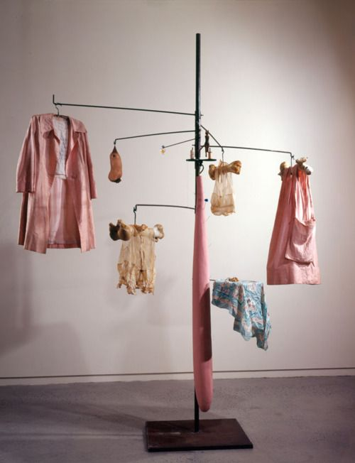 Pink Days and Blue Days by Louise Bourgeois