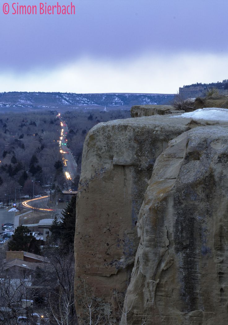 The Billings, MT Rimrocks #billings #montana