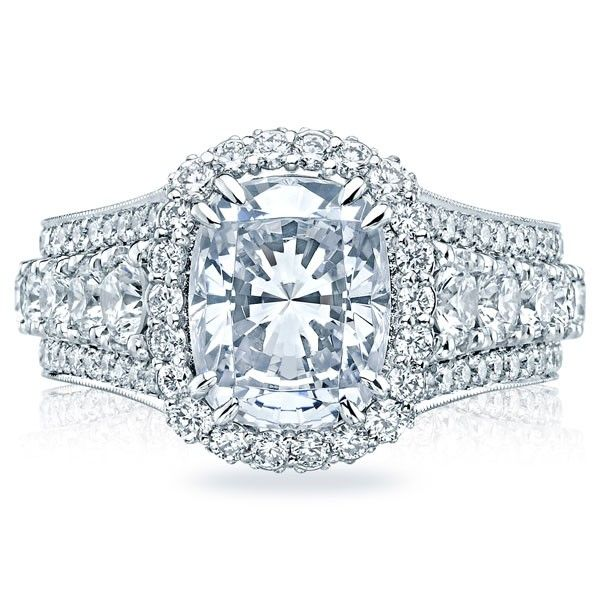 #TacoriRoyalTCollection  Tacori RoyalT Collection /TACORI-HT2613CU.jpg #genesisvalentine