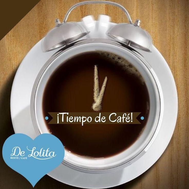 Cualquier hora es perfecta para disfrutar un buen café en @delolitallanogrande