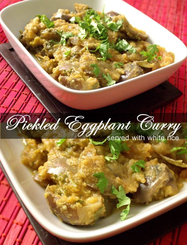Healthy eggplant recipes, Pickled eggplant and Healthy eggplant on ...
