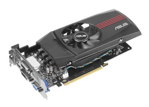 ASUS GTX650-DC-1GD5      Graphics Cards GTX650-DC-1GD5 by Asus. $124.99. ASUS, leading provider of high-performance graphics solutions, is now introducing the ASUS GTX650-DC-1GD5 which features 1GB GDDR5 memory on board and supports DirectX® 11 ®4.2. ASUS unique DirectCU thermal design allows all-copper heat pipes to touch GPU directly so that it results in better heat dissipation. The performance is up to 20% cooler than the reference design. Embedded with A...