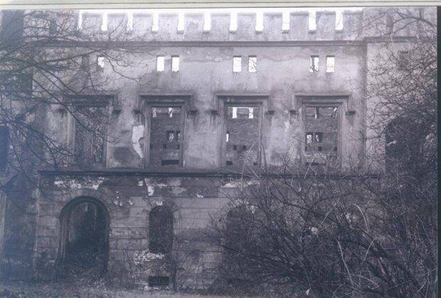 Zdjęcie numer 21 w galerii - Stary Zamek i Pałac w Świerklańcu na archiwalnych zdjęciach