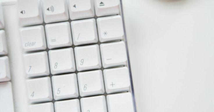 Como desativar o bloqueio de números em um Mac. Se você está acostumado a usar um teclado padrão em um PC, provavelmente já viu a tecla Num Lock (bloqueio de número) no canto superior esquerdo do teclado numérico. Ela permite usar o teclado numérico como números ou desabilitar os números e usar as teclas como setas. O teclado padrão do Macintosh não tem uma tecla Num Lock, nem tem setas no ...
